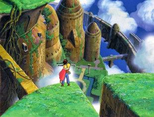 Le Château dans le ciel de Hayao Miyazaki