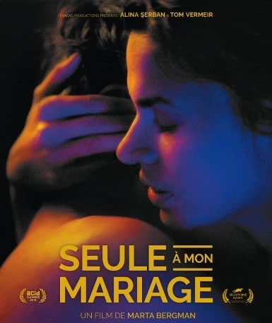 Le poster de Seule à mon mariage