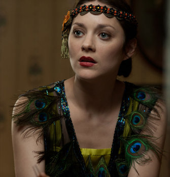 Marion Cotillard dans The Immigrant