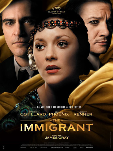The Immigrant Poster français