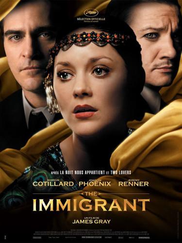 The Immigrant Poster français