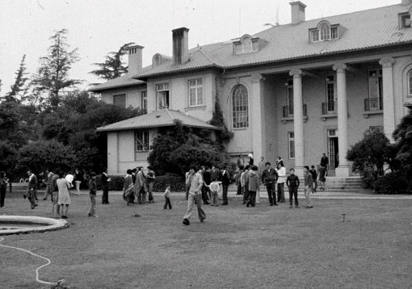 L'ambassade du Chili dans Santiago Italia de Nanni Moretti