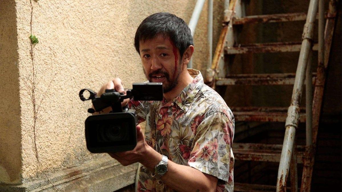 Le réalisateur dans One Cut of the Dead