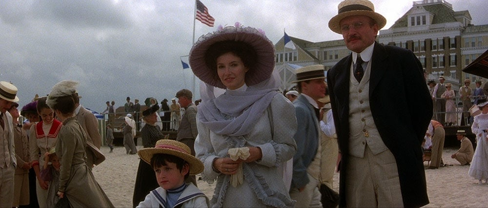 James Olson et Mary Steenburgen dans Ragtime