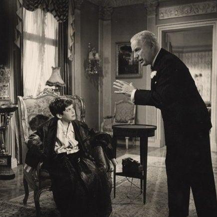 Charlie Chaplin, le fils et l'argent