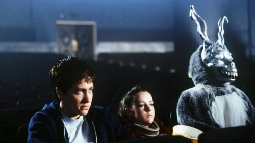 Donnie Darko et le lapin au cinéma dans le film de Richard Kelly