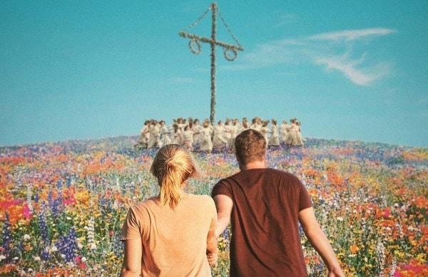 Florence Pugh et Jack Reynor sous l'effet de la drogue dans Midsommar d'Ari Aster