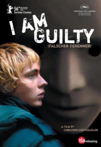 Affiche du film l'imposteur de Christoph Hochhäusler