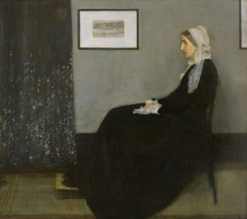 La mère de Whistler
