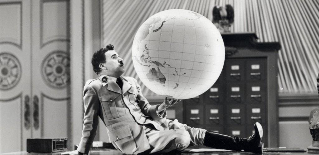 Le dictateur de Charlie Chaplin