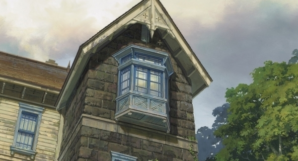 La Maison de Marnie dans Souvenirs de Marnie