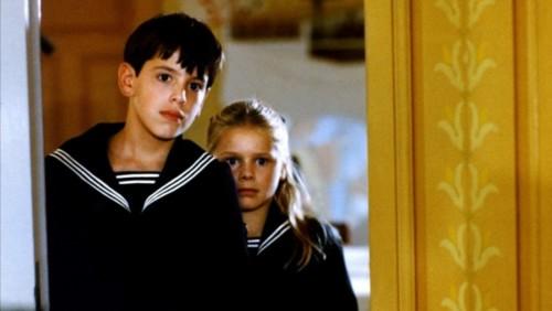 Fanny et Alexandre dans le film d'Igmar Bergman