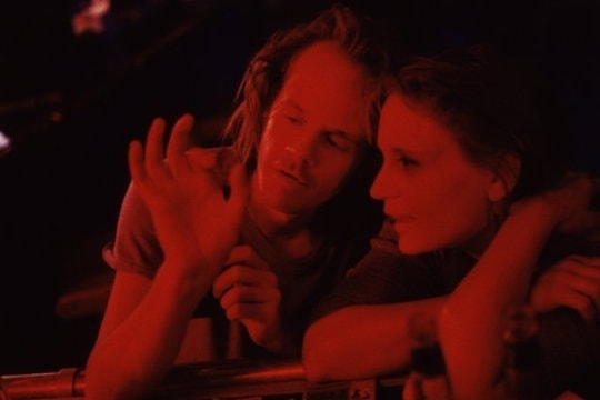 Lisa Bowman et Larry Fessenden dans River of Glass