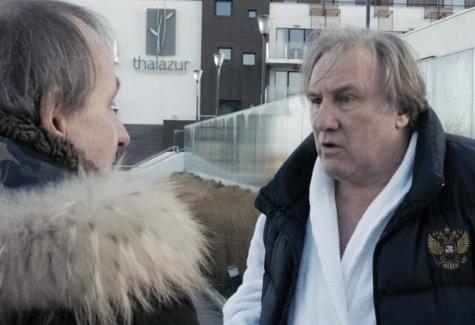 Gérard Depardieu dans Thalasso