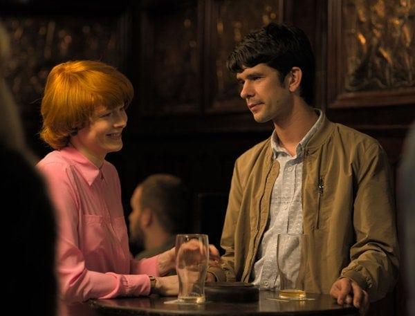 Emily Beecham et Ben Whishaw dans Little Joe