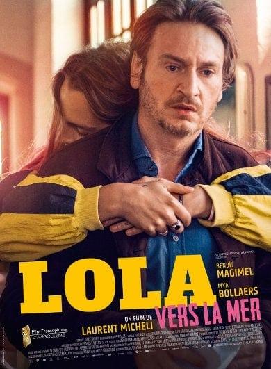 Le poster du film Lola vers la mer