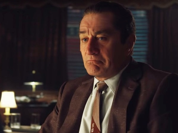 Robert De Niro dans The Irishman