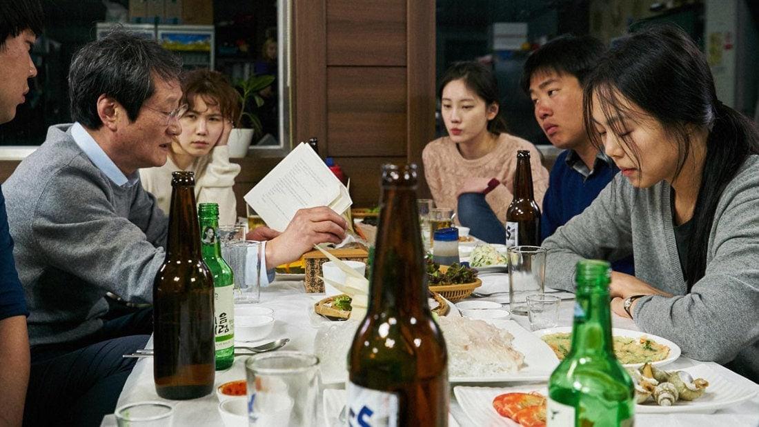 Les beuveries dans les films de Hong Sang-soo