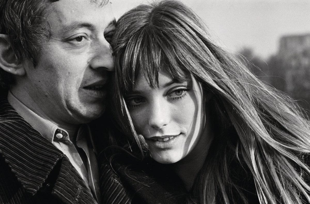 La photo des Gainsbourg de Gilles Caron dans Histoire d'un regard