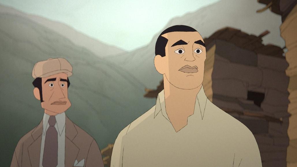 La version animée de Luis Buñueldans Buñuel après l'âge d'or