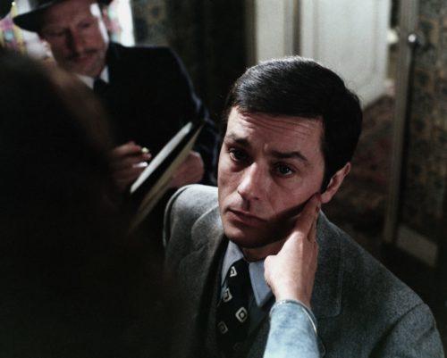 Alain Delon dans Monsieur Klein, le film de Joseph Losey