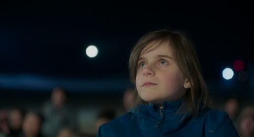 Zélie Boulant-Lemesle dans Proxima d'Alice Winocour