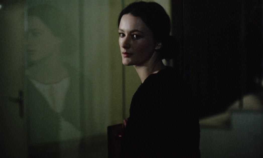 Isabelle Weingarten dans Quatre nuits d'un rêveur