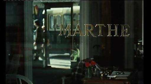 Boutique Marthe dans Quatre nuits d'un rêveur
