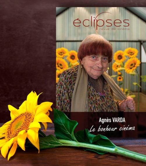 Le numéro de Revue Eclipses consacré à Agnès Varda