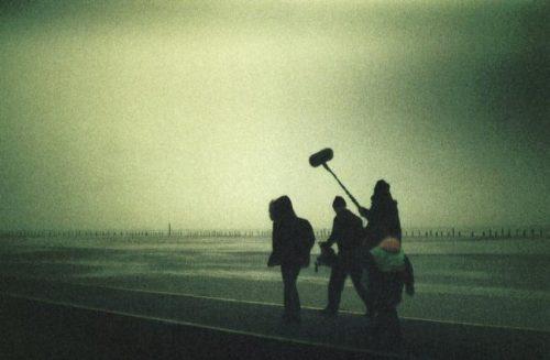 Équipe de tournage sur Auf demselben planeten de Katrin Eissing