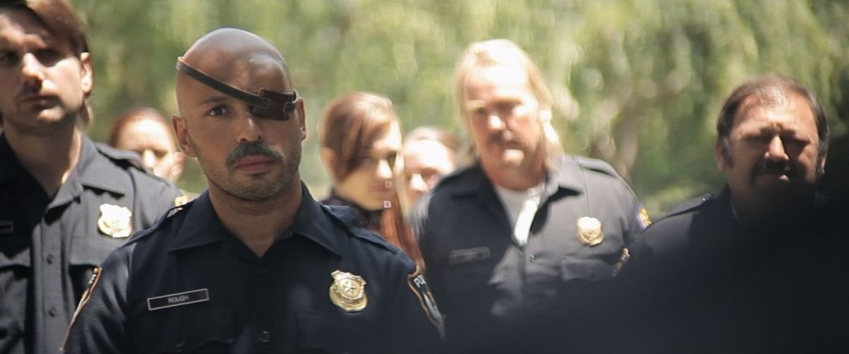 Eric Judor dans Wrong Cops