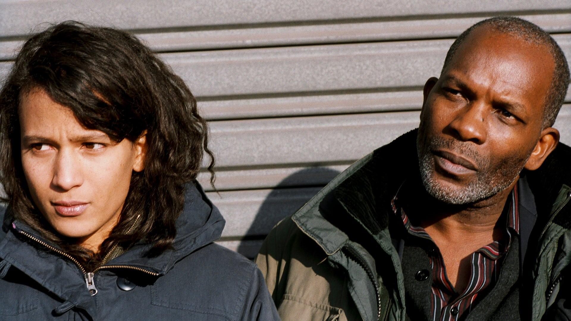 Mati Diop et Alex Descas dans 35 rhums